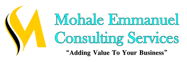 Emmanuel Mohale Consulting Services (EMCS) Logo